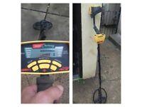 garrett euro ace /350 metal detector
