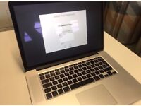 "Apple MacBook Pro ""Core i7"" 2.2 15"" Mid-2015"