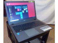 Laptop...Acer E15. Intel i3 - Excellent Condition.
