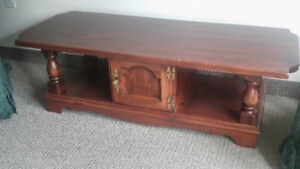 DEAL  Roxton Coffee Table, End Table, Lamp Table, Bookcase/Wall