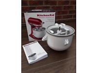 KitchenAid Ice-Cream Maker