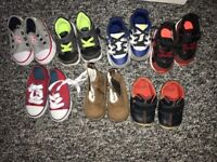 Infant trainers and shoes