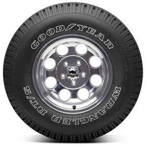 goodyear  wrangler at/s new 265-75-16  w/w one tire only