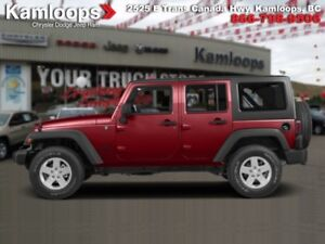 2014 Jeep Wrangler Unlimited Sport  - Cruise Control -  Removabl