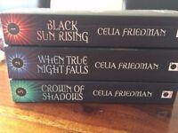 Celia Friedman Books