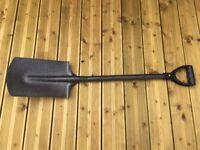 Garden spade / shovel, new conditions.