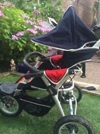 For Sale my Jane Power Track 360 Pushchair