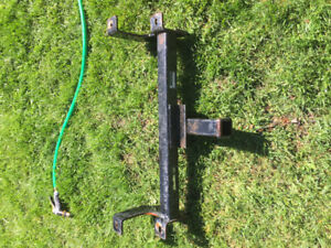 Front receiver hitch off 2011 Ram.