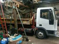 Iveco Ford 75e15 Tipper 30.000 miles! Quick Sale