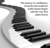 Piano / Keyboard lessons for all ages