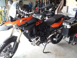 BMW F800GS Adventure touring - Mint condition
