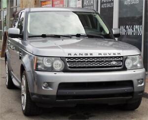 2012 Land Rover Range Rover Sport HSE LUX/\BACK UP/\NAV