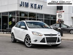 2014 Ford Focus SE  - Bluetooth -  SYNC - $46.27 /Week - Low Mil