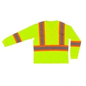 Mens Hi-Vis Heavyweight Sweatshirt