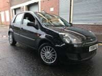 Ford Fiesta 2007 1.4 Style Climate 5 door CHEAP AND CHEERFUL, BARGAIN