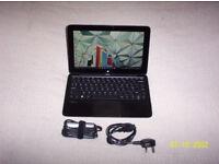 Tablet/Laptop HP Pavilion x2 11.6 Ultrabook 128gb win10 Sparkling Black(carbon fibre effect)