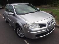 2008 Facelift Renault Megane 1.6 Dynamique Automatic 5 door hatchback # cheap ins # low mileage