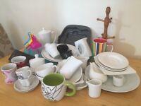 Assorted kitchenware