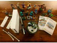 Great value Nintendo Wii skylander package deal!