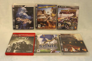 Misc PS3 Games