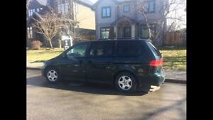 Honda Odyssey - clean , well maintained , reliable
