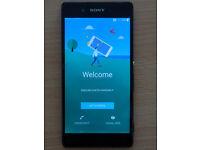 Sony Xperia Z3+ broken screen