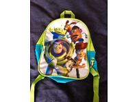 Toy Story Toddler Backpack VGC