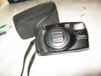 Pentax Zoom 105 Super Camera & Case