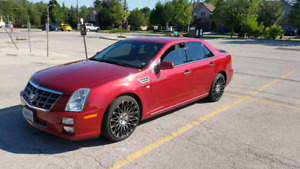 Cadillac STS 2010 only 122k 4k rim package