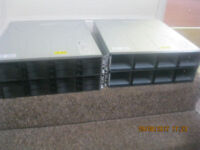 bulk IBM 2948-B40 FIBRE SWITCH 1746A2D IBM 1746A2E SUN M5000 13 units