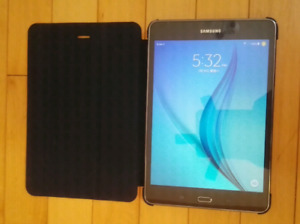 Almost New Samsung TabA, WiFi+LTE, Excellent Condition