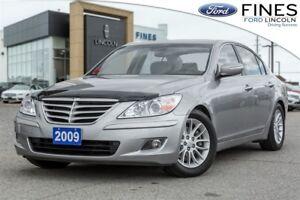 2009 Hyundai Genesis 3.8 - SOLD! LOW MILEAGE W/LEATHER