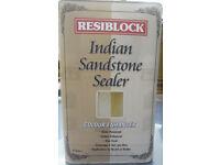 Resiblock Indian Sandstone Sealer: Colour Enhancer