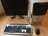 Dell Desktop With windows 7
