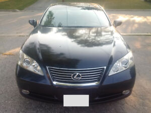 Trading Lexus ES350 for Motorcycle