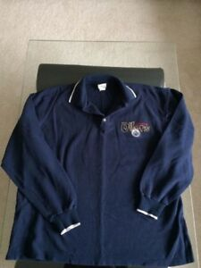 Oiler's Cotton Shirt * Size: Large *