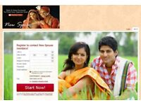 """New Spouse"" A Dating Website Designed with Shared Member Database Read Full Ad!"