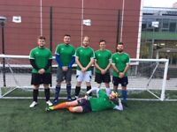 Players wanted for 5-a-side leagues in Putney