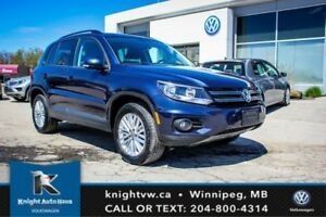 2016 Volkswagen Tiguan Special Edition AWD w/ Backup Cam 0.99% F