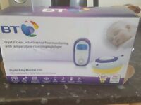 BT DIGITALBAYY MONITOR 250 NEVER USED NEW IN BOX