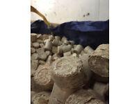 Hardwood Briquettes - 10KG Bags