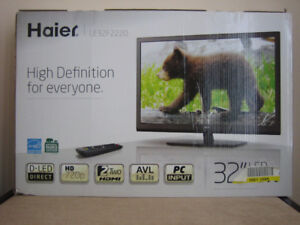 "Brand new - 32"" LED TV"