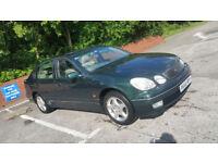 1998 Lexus GL300 Huge Spec