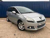 Peugeot 5008 1.6HDi ( 110bhp ) FAP Sport 7 Seats ***£3,350***
