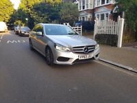 Mercedes 63 plate AMG E-Class 2.2 Eco Dynamics. Low mileage - only 55000. Beautiful Condition.
