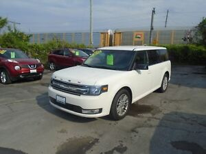 2013 Ford Flex SEL AWD!! WWW.PAULETTEAUTO.COM  MAJOR BANK RATES!