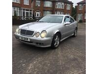 Mercedes CLK430 v8 4.3 Clk - Open To Offers