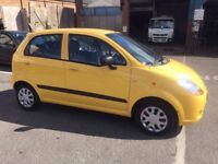 Chevrolet Matiz 1.0 SE 5dr (small car)