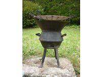 Cast Iron BBQ