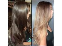 FREE colour change light to dark @ Toni & Guy